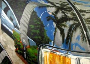Cuban American Landscape