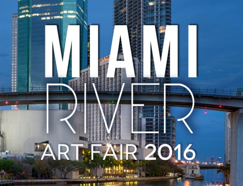 Miami River Art Fair 2016