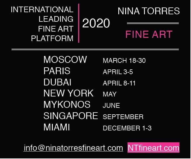 WORLD TOUR EXHIBITION OF CONTEMPORARY ART   WTECA