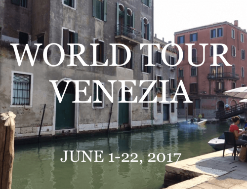 2017 | June | World Tour Venezia
