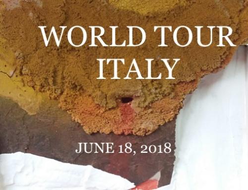 2018 | June | World Tour Italy