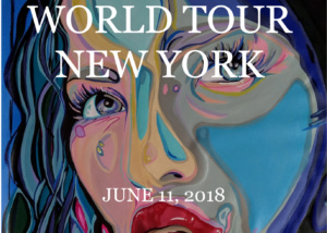 WORLD TOUR NY 20181