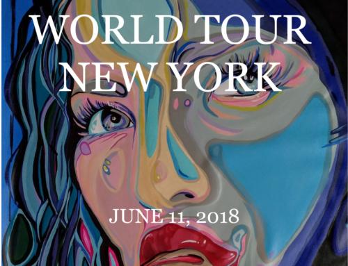 2018 | June | World Tour New York
