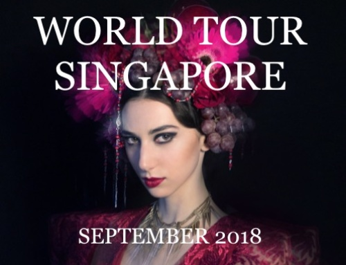 2018 | September | World Tour Singapore