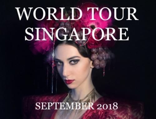 2018 | September | World Tour Singapore