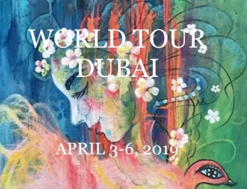 2019 | April | World Tour Dubai