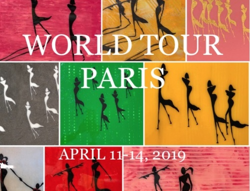 2019 | April | World Tour Paris