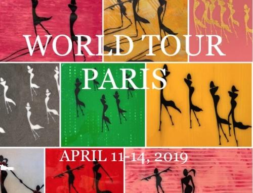 2019 | April | World Tour Paris