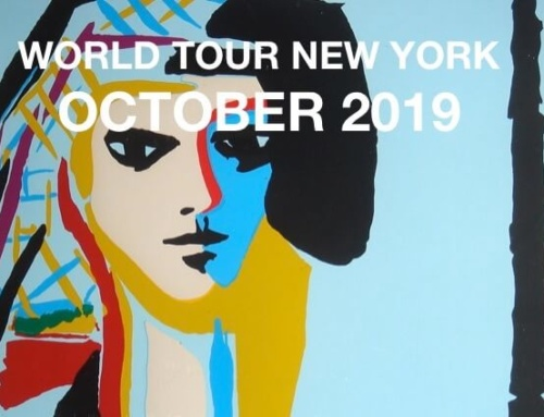 2019   October   World Tour New York