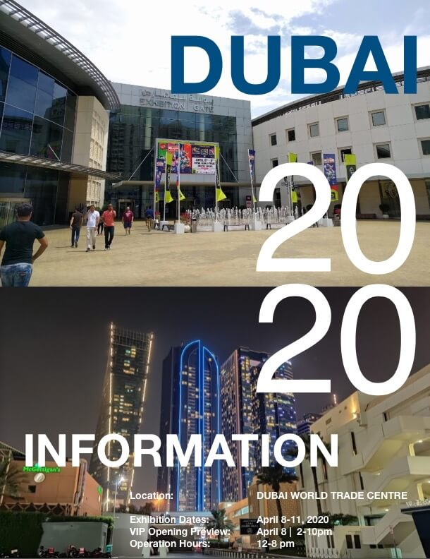2020 DUBAI INFORMATION